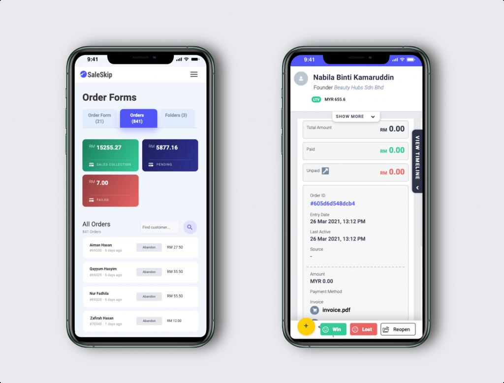 SaleSkip Mobile Apps